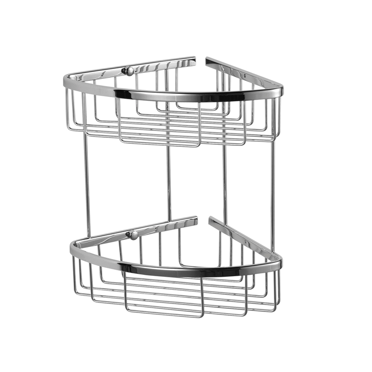 2102 2 Tier Corner Basket