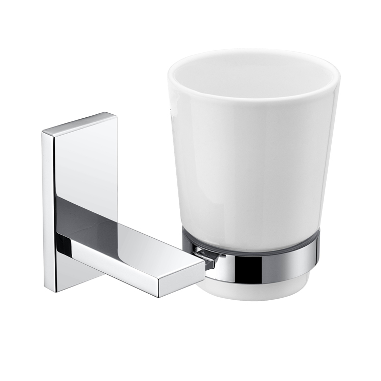 21658 Bathroom Tumbler And Holder