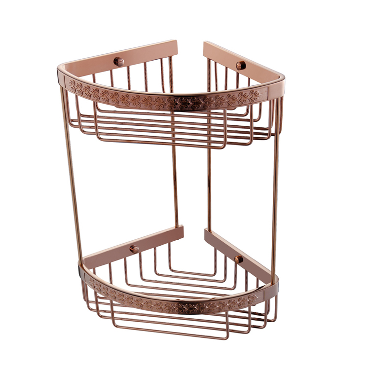 2302M Two Tier Corner Basket