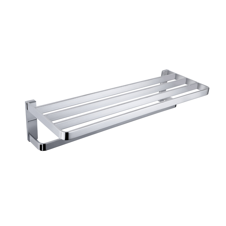 58525B Towel Bathroom Shelf