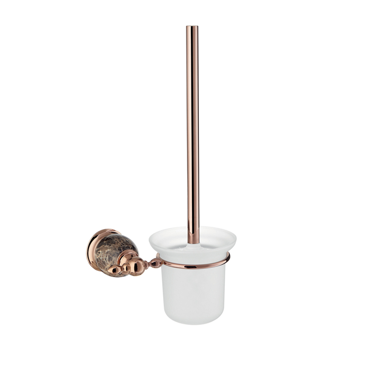 88109 In Wall Toilet Brush Holder
