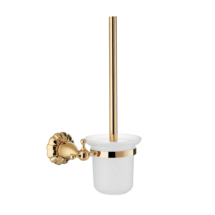 88309M Bronze Toilet Brush Holder