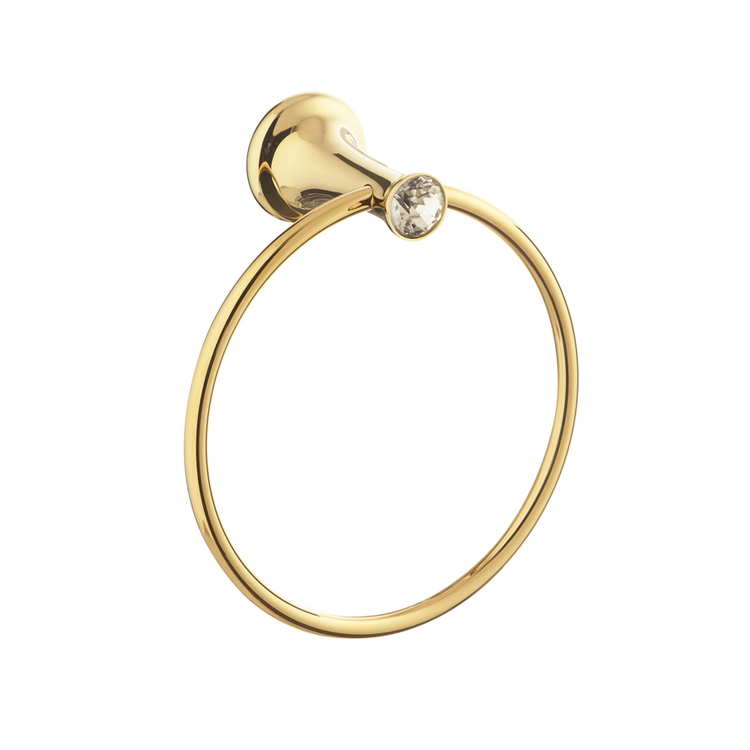 89106G Bronze Towel Ring