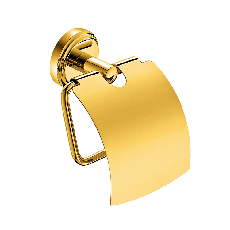 89808G Gold Toilet Tissue Holder